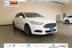 2016 Ford Fusion SE Golden CO