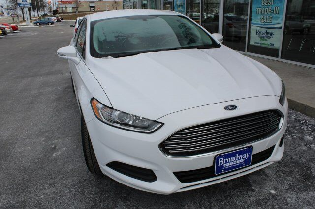 2016 Ford Fusion SE Green Bay WI