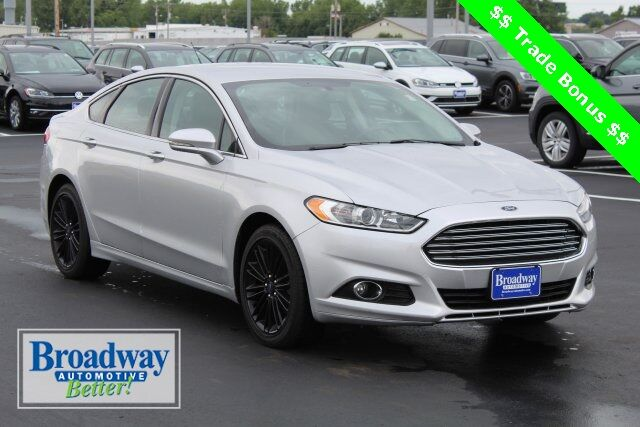 Certified Used Ford Green Bay WI   Broadway Automotive