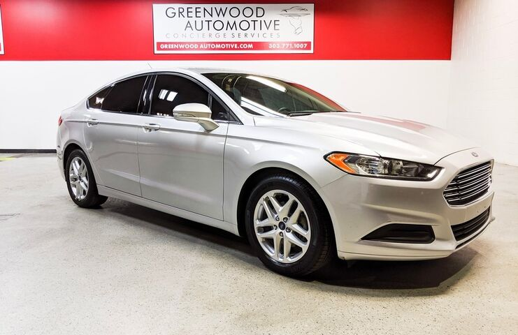2016 Ford Fusion SE Greenwood Village CO