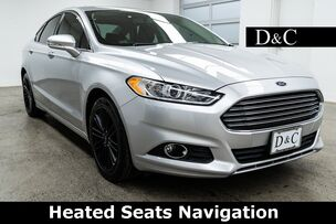 2016 Ford Fusion SE Heated Seats Navigation