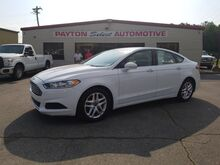 2016_Ford_Fusion_SE_ Heber Springs AR