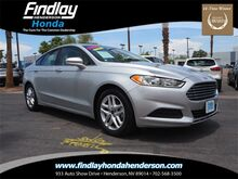 2016_Ford_Fusion_SE_ Henderson NV
