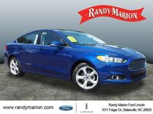 2016_Ford_Fusion_SE_ Hickory NC