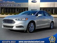2016_Ford_Fusion_SE_ Chattanooga TN