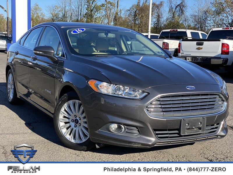 2016 Ford Fusion SE Hybrid Springfield PA
