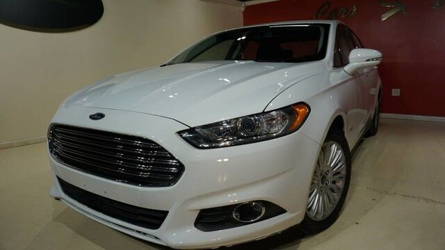 2016 Ford Fusion SE Hybrid Indianapolis IN