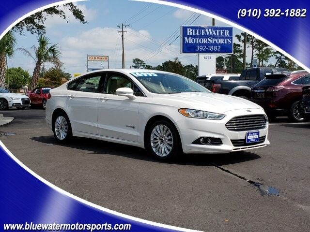 2016 Ford Fusion SE Hybrid Wilmington NC