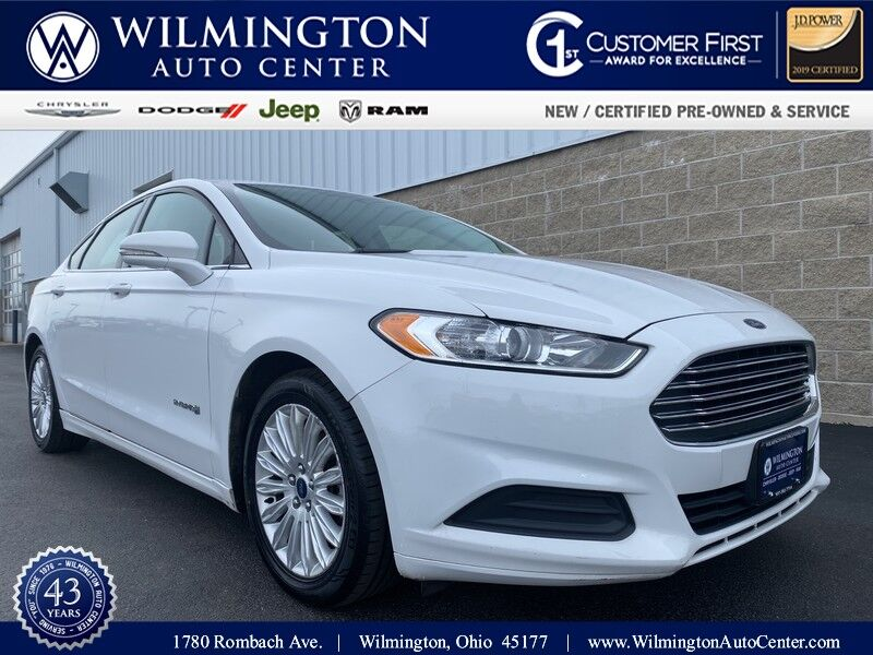 2016 Ford Fusion SE Hybrid Wilmington OH