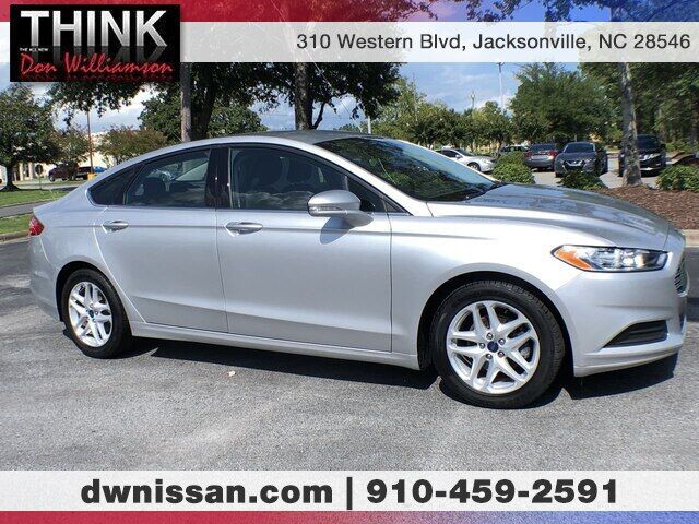 2016 Ford Fusion SE Jacksonville NC