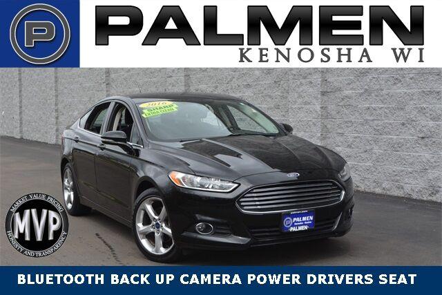 2016 Ford Fusion SE Racine WI