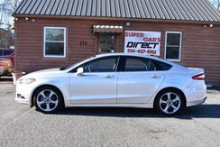 2016_Ford_Fusion_SE_ Kernersville NC