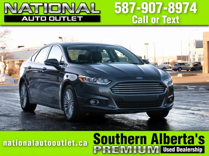 2016 Ford Fusion SE Lethbridge AB