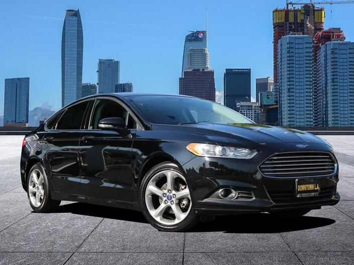 2016 Ford Fusion SE Los Angeles CA