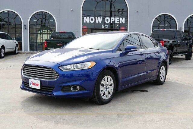 2016 Ford Fusion SE Mission TX