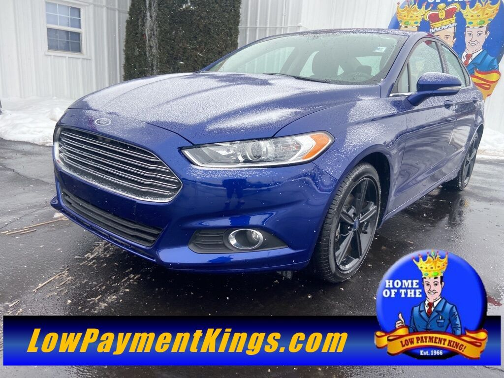2016 Ford Fusion SE Shelby OH