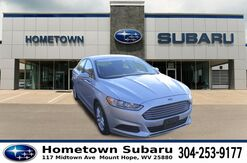 2016_Ford_Fusion_SE_ Mount Hope WV