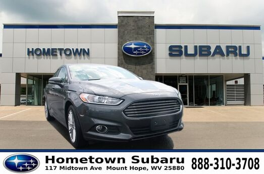 2016 Ford Fusion SE Mount Hope WV