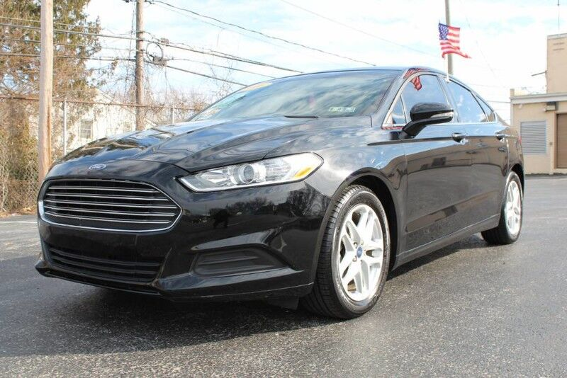 2016 Ford Fusion SE New Castle DE