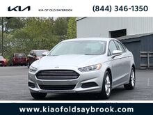 2016_Ford_Fusion_SE_ Old Saybrook CT