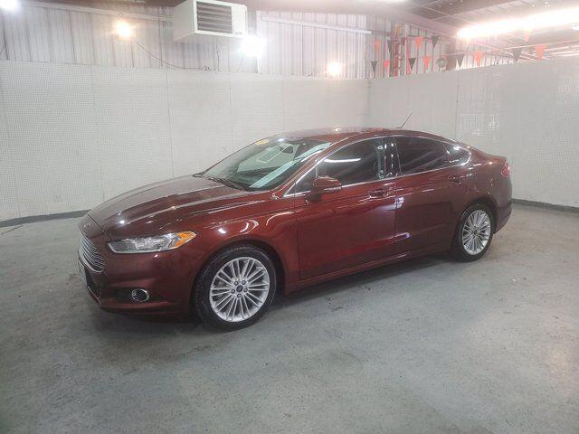 2016 Ford Fusion SE Oroville CA