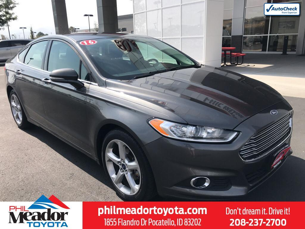 2016 Ford Fusion SE Pocatello ID