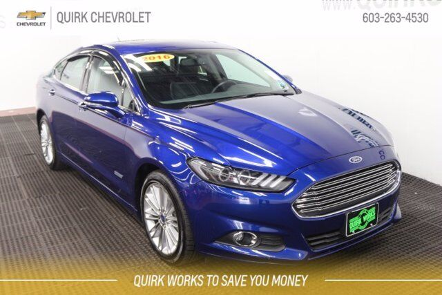 2016 Ford Fusion SE Manchester NH