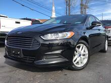 2016_Ford_Fusion_SE_ Raleigh NC