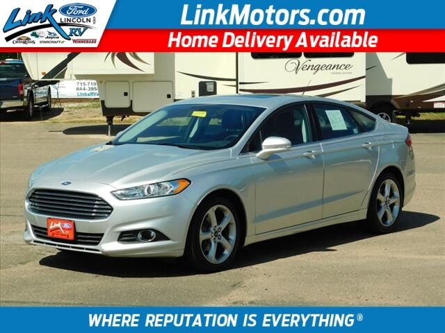 2016 Ford Fusion SE Rice Lake WI