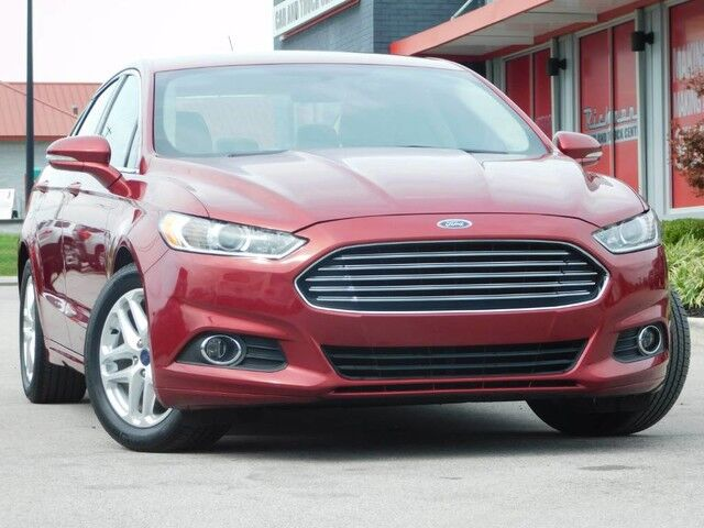 2016 Ford Fusion SE Richmond KY