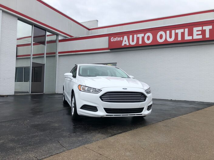 2016 Ford Fusion SE Lexington KY