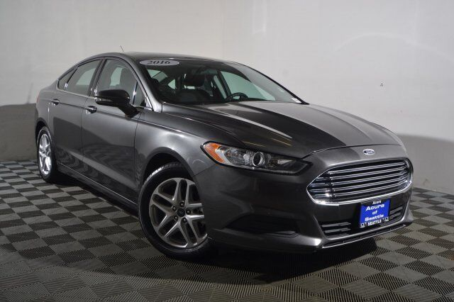 2016 Ford Fusion SE Seattle WA