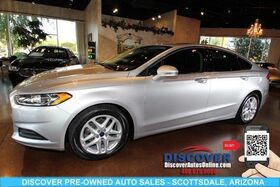 2016_Ford_Fusion SE_Sedan 4D_ Scottsdale AZ