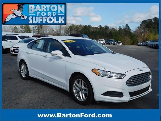 2016 Ford Fusion SE Suffolk VA