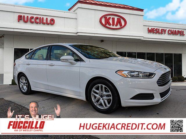 2016 Ford Fusion SE Wesley Chapel FL