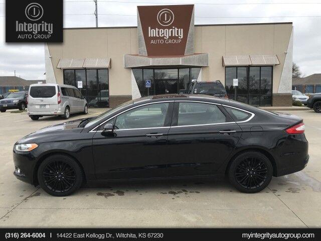 2016 Ford Fusion SE Wichita KS