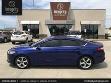 2016_Ford_Fusion_SE_ Wichita KS