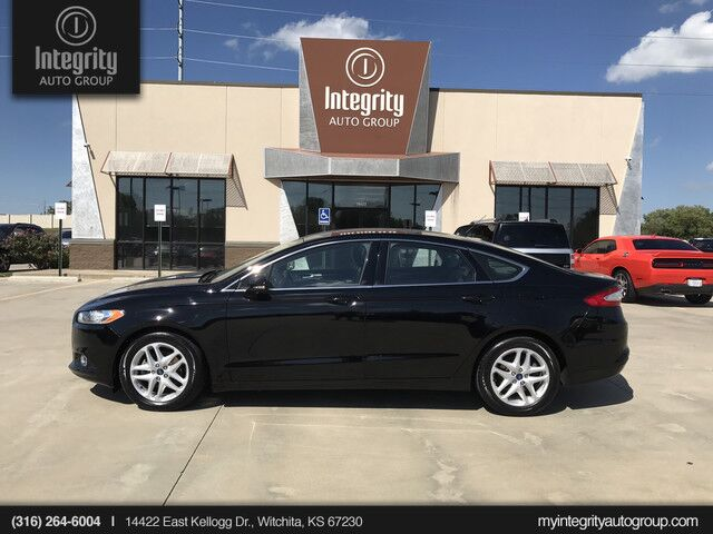 2016 Ford Fusion SE Wichita KS
