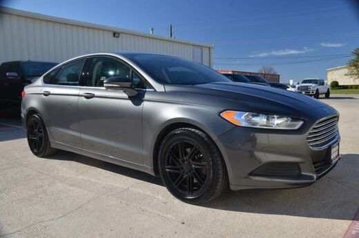 2016 Ford Fusion SE Wylie TX