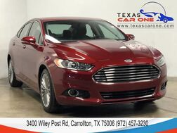 2016_Ford_Fusion_TITANIUM AUTOMATIC LEATHER HEATED SEATS REAR CAMERA KEYLESS STAR_ Carrollton TX