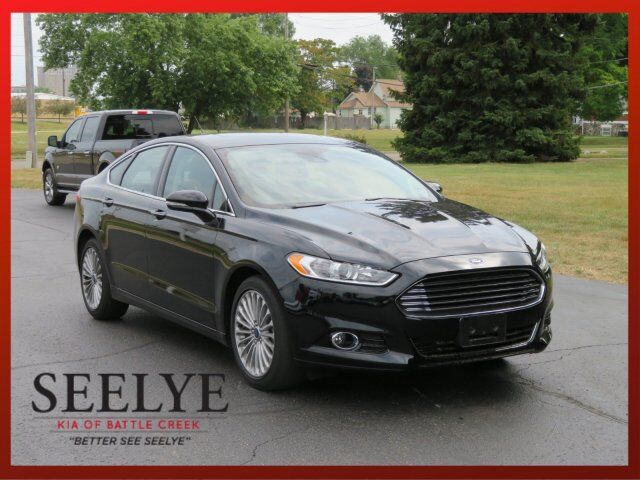 2016 Ford Fusion Titanium Battle Creek MI