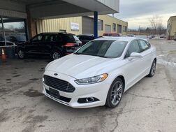 2016_Ford_Fusion_Titanium_ Cleveland OH