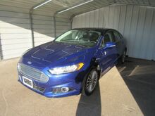 2016_Ford_Fusion_Titanium_ Dallas TX