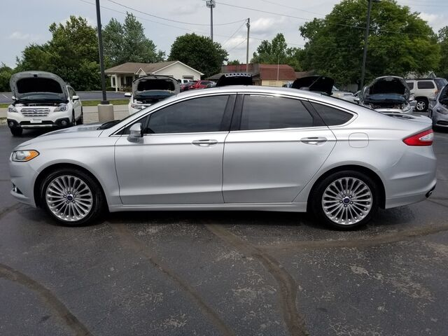 2016 Ford Fusion Titanium Fort Wayne Auburn and Kendallville IN