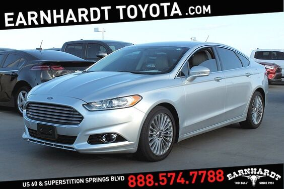 2016_Ford_Fusion_Titanium *Roomy & Reliable!*_ Mesa AZ