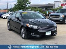 2016 Ford Fusion Titanium South Burlington VT