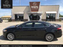 2016_Ford_Fusion_Titanium_ Wichita KS