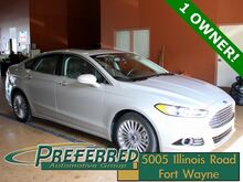 2016_Ford_Fusion_Titanium_ Fort Wayne Auburn and Kendallville IN
