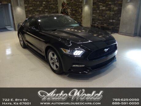 2016 Ford MUSTANG  Hays KS