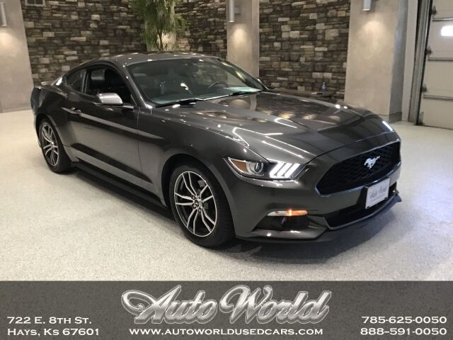 2016 Ford MUSTANG ECO BOOST  Hays KS